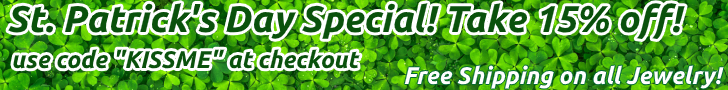 St. Patrick's Day Special